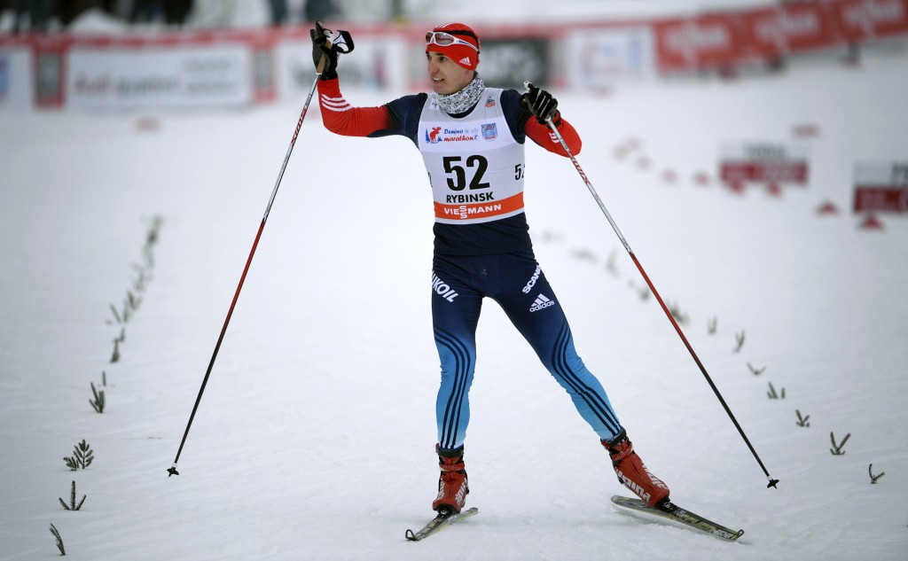 Yevgeny Belov is another Russian cross-country skier to have reportedly appealed the FIS suspension ©Getty Images