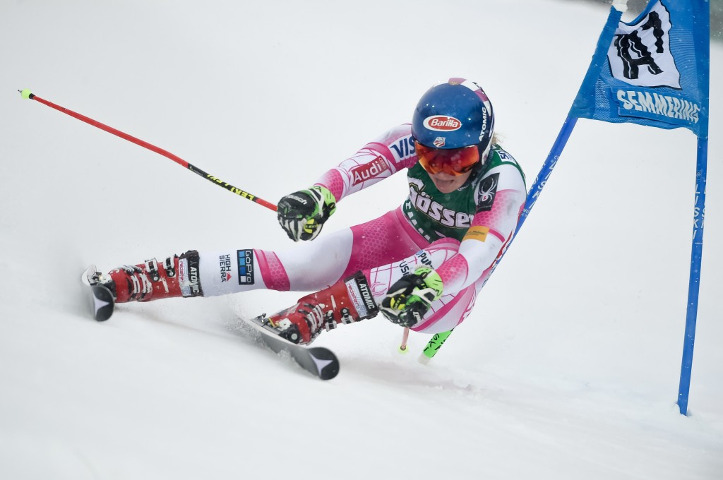 Shiffrin wins again at FIS World Cup as men's downhill race cancelled