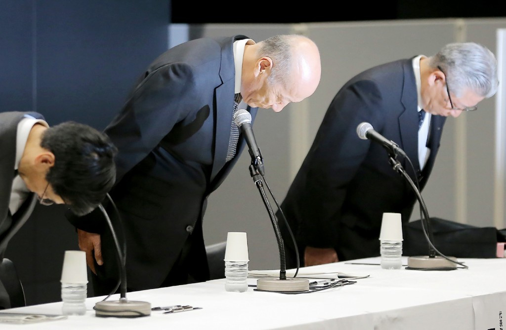 Head of Tokyo 2020 marketing agent quits over employee suicide