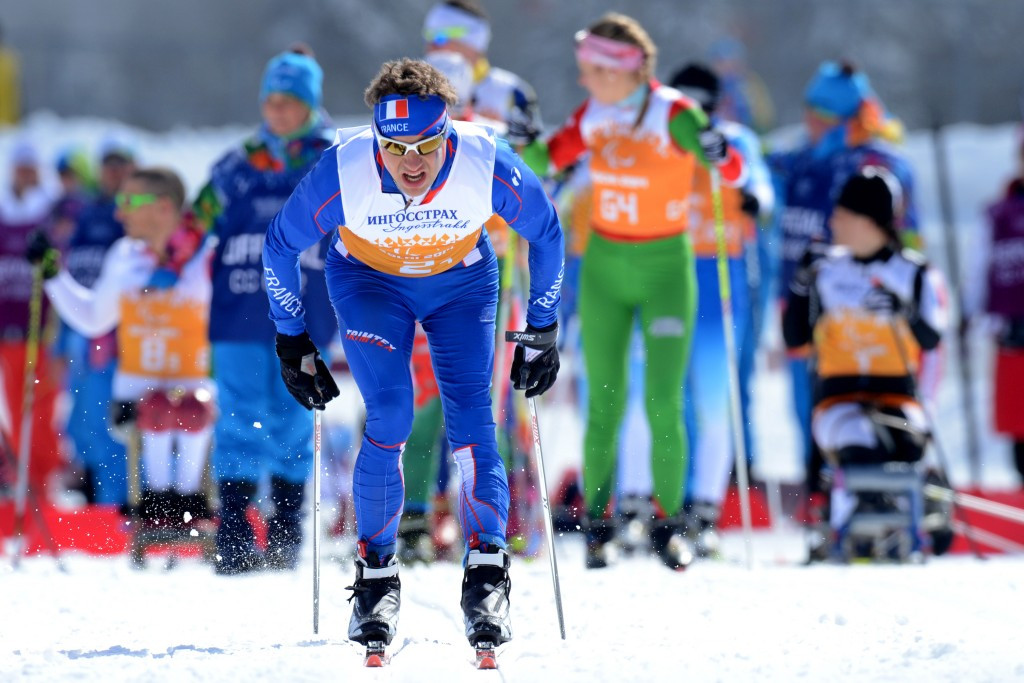 Around 135 athletes are expected to compete at the World Para Nordic Skiing Championships ©Getty Images