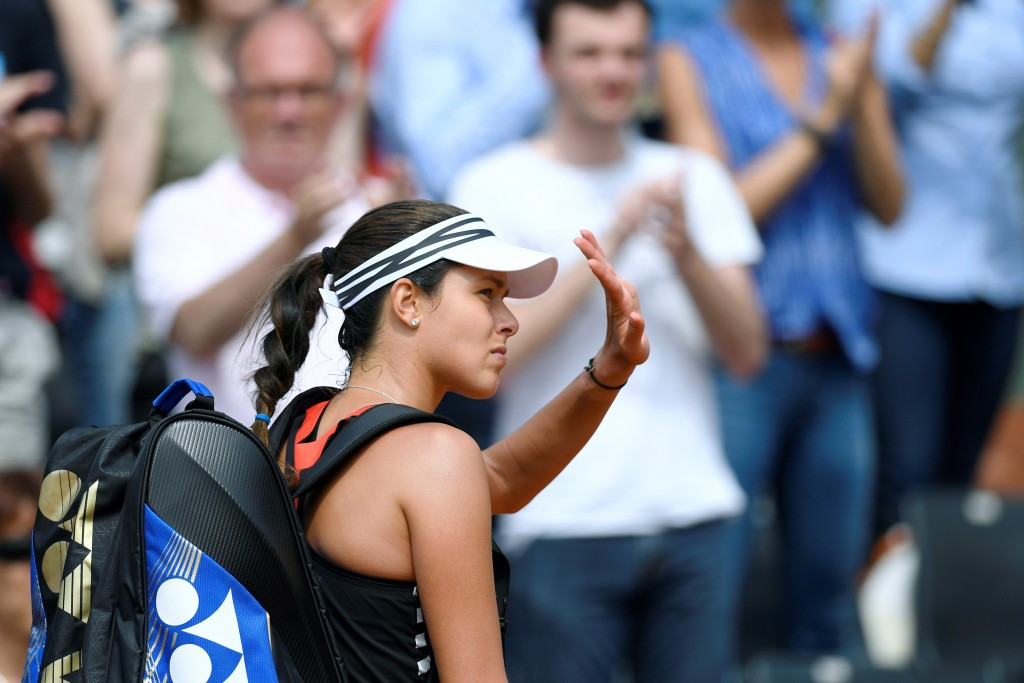 Ana Ivanovic has retired after 13 years as a professional ©Getty Images