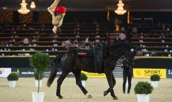 Heiland leads German one-two in men's event as Germany dominate vaulting at FEI World Cup in Mechelen