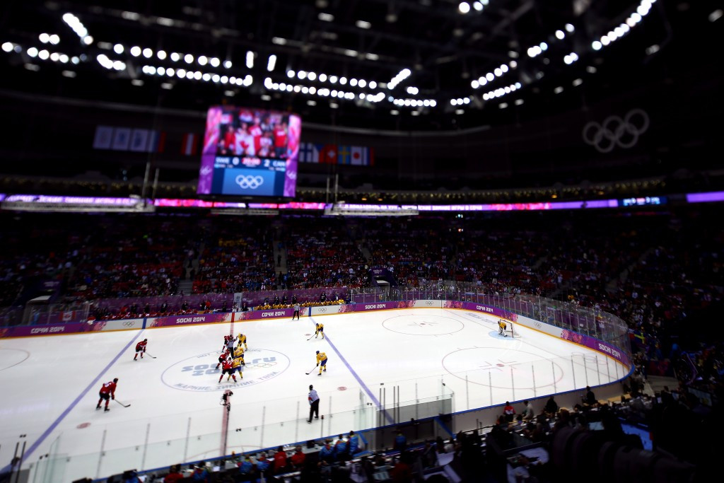 NHL players have taken part at every Winter Olympics since 1998 ©Getty Images