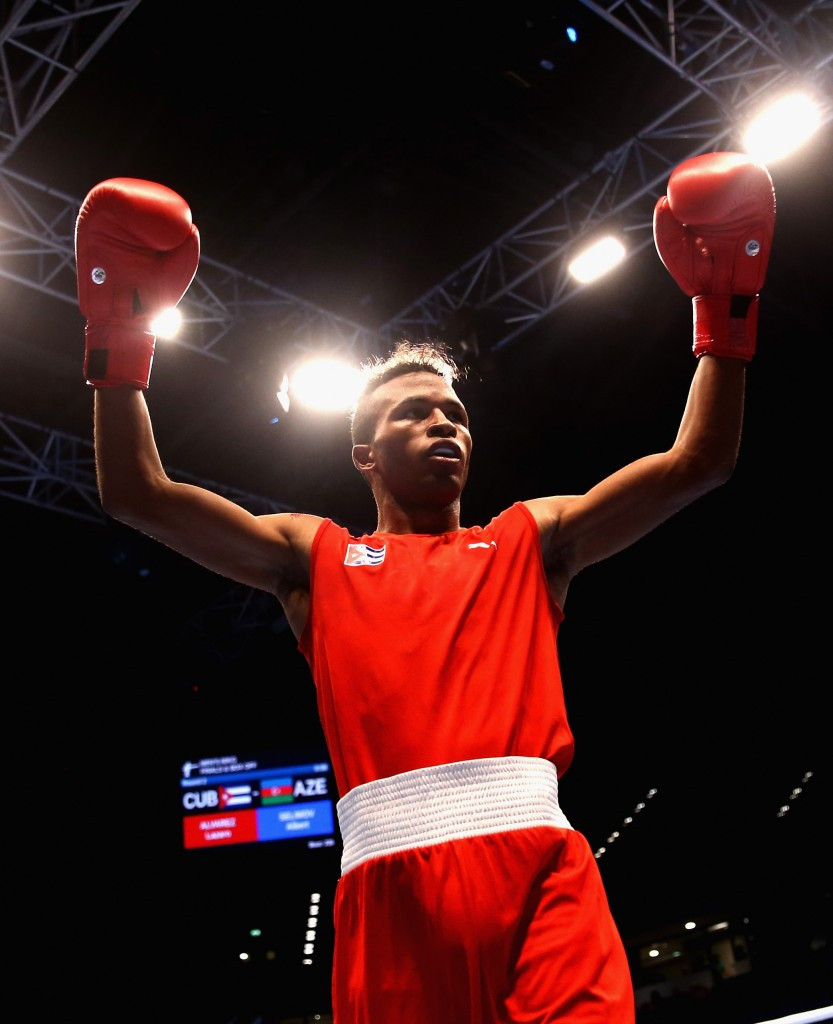"""Double Olympic boxing bronze medallist """"banned for dyeing hair"""""""
