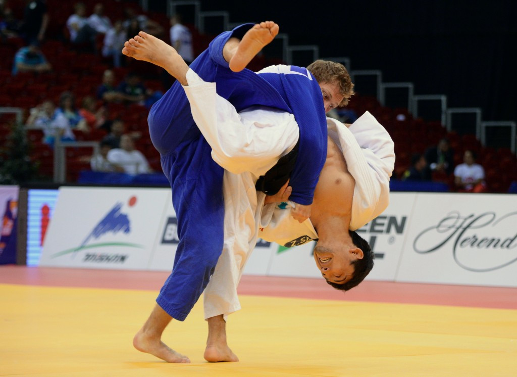 The Judo Grand Prix in Ulaanbaatar is the sixth of the year following on from that in Budapest last month ©Getty Images