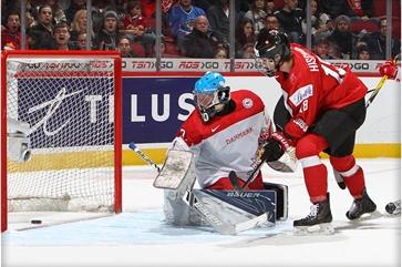 Switzerland beat Denmark to condemn defending champions Finland to relegation round at IIHF World Junior Championships