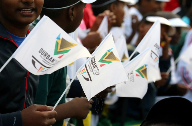 Home hopes are high ahead of the prospective 2022 Commonwealth Games in Durban - but they could yet be switched if the South African organisers fail to galvanise their efforts this year ©Getty Images