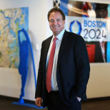 Boston 2024 bid leader Steve Pagliuca has insisted there is no scope for cost increases of venues ©Getty Images