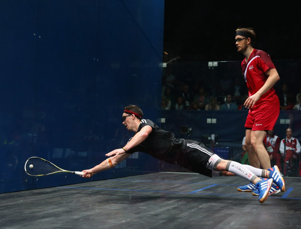 Coll breaks long wait for New Zealander in squash world top 20