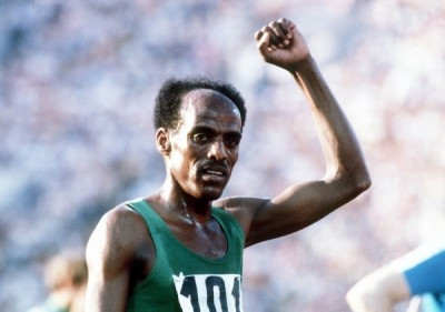The Ethiopian Olympic Committee has commemorated double Olympic champion Miruts Yifter, who died last month at the age of 72 ©Ethiopian Olympic Committee