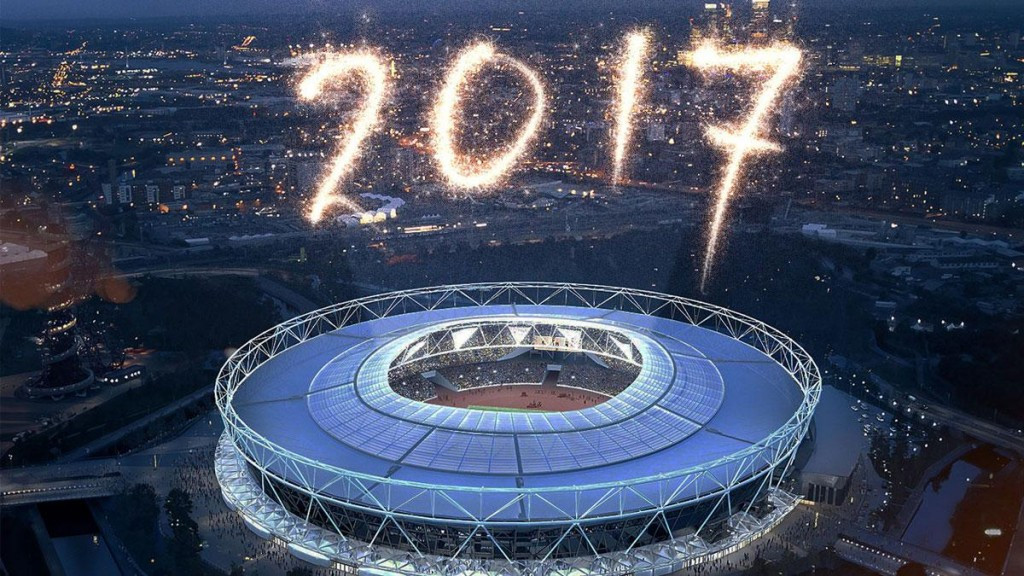 London 2017 calling for young volunteers at start of World Athletics Championships year