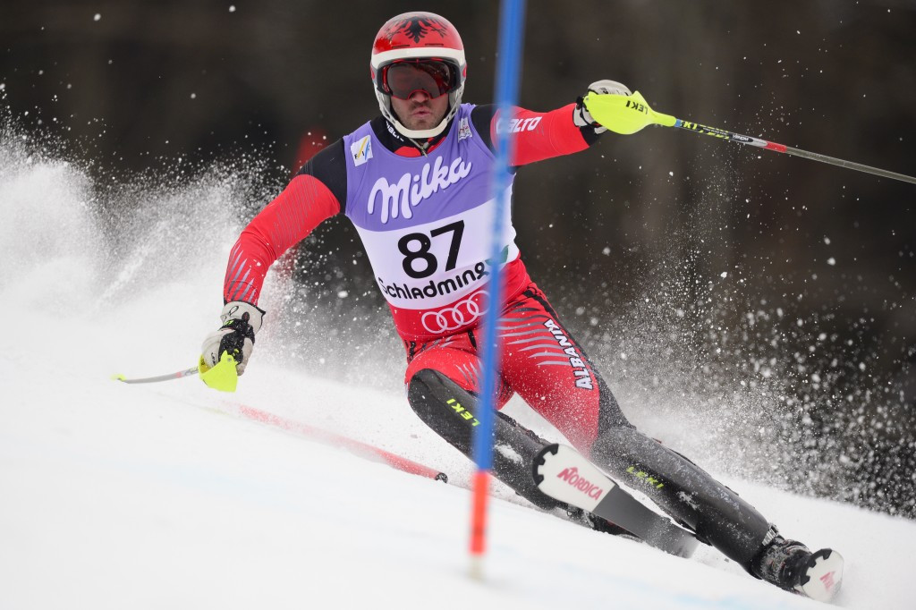 Erjon Tola has appeared at two editions of the Winter Olympics ©Getty Images