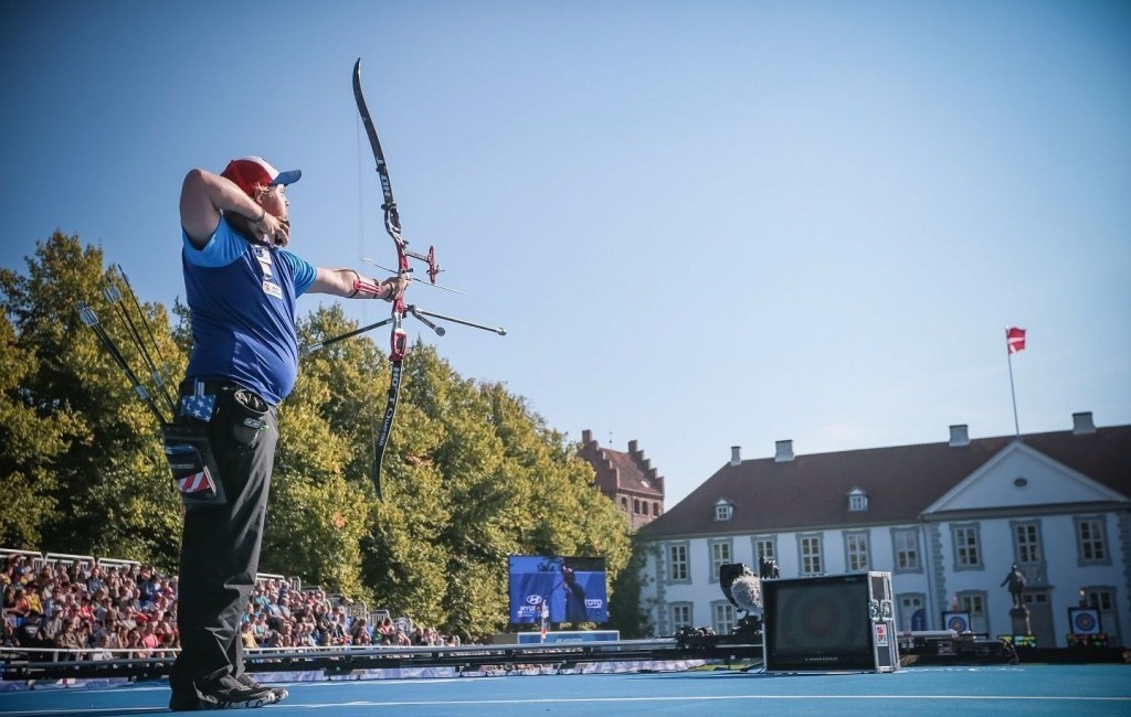 "Ellison and Olympic champion Ku among unofficial list of ""best archers of 2016"""