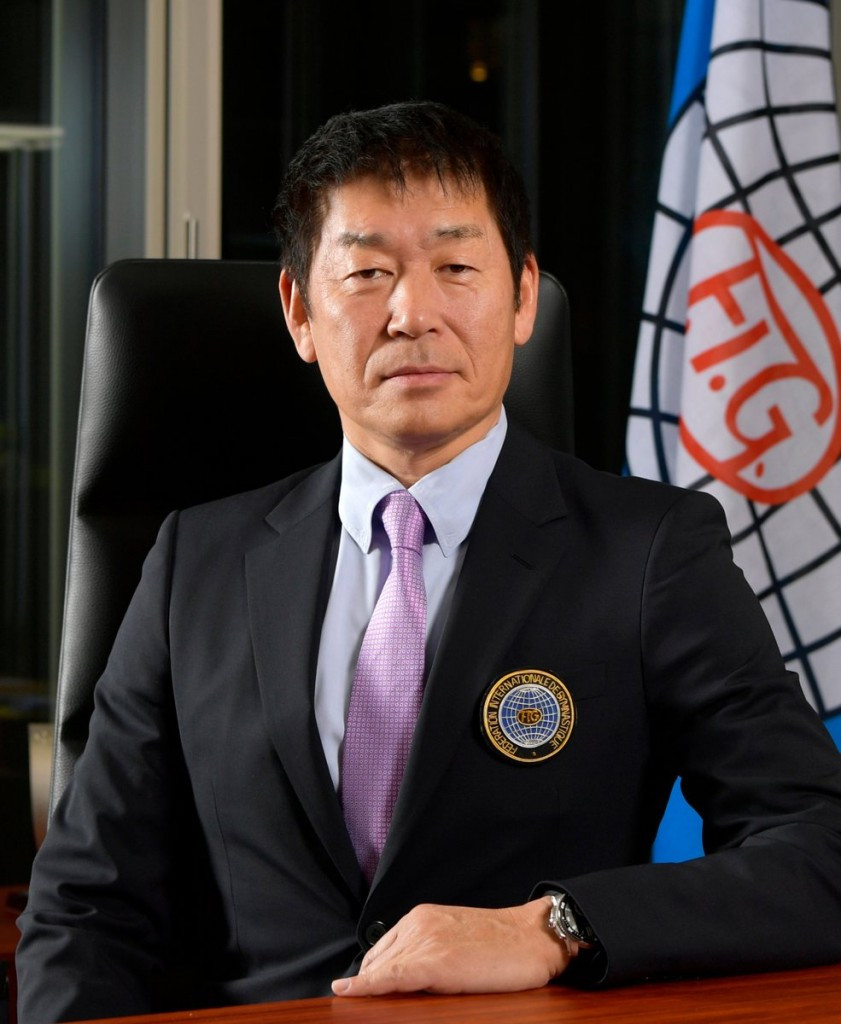 New FIG President Morinari Watanabe has written a letter to all of the organisation's Member Federations ©FIG
