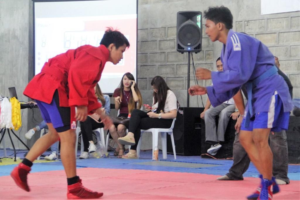 Philippine sambo looks set to be launched this year ©SAMBO Pilipinas/Facebook