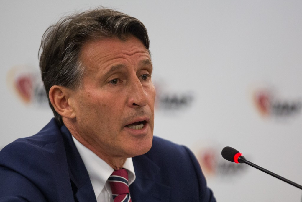 "Sebastian Coe hopes the new Nitro Athletics series will ""revolutionise the sport"" ©Getty Images"