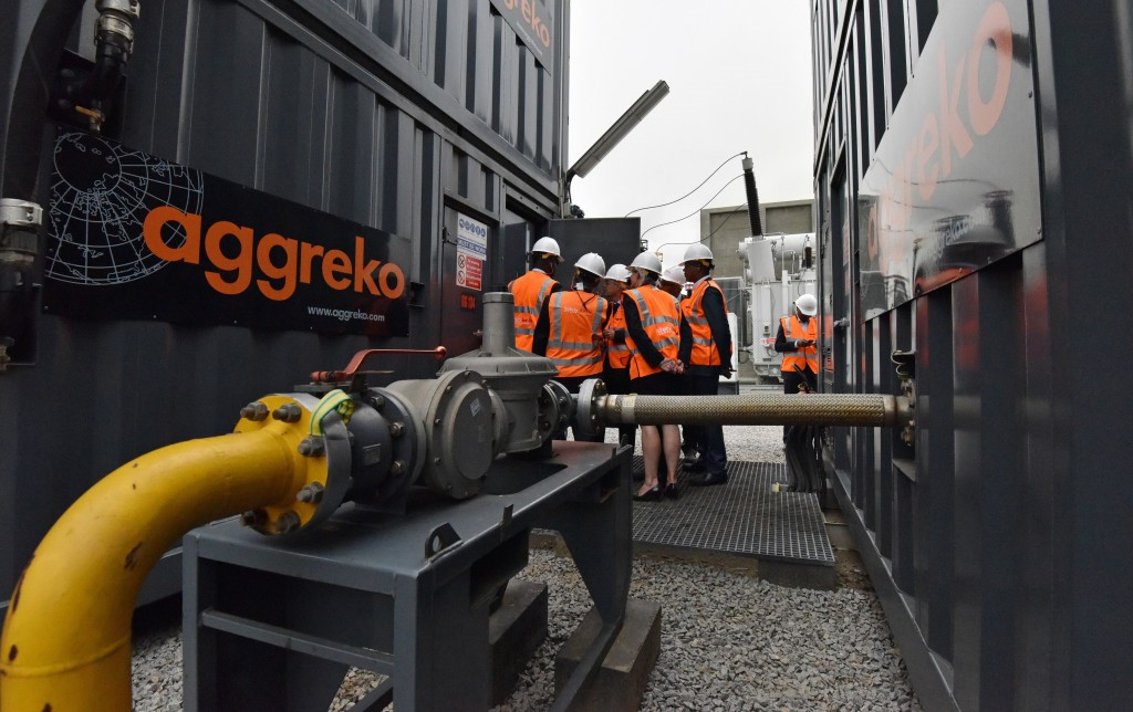 British company Aggreko will provide temporary power at the 2018 Winter Olympic Games ©Getty Images