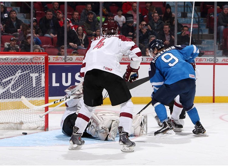 Finland survive relegation with series victory over Latvia at IIHF World Junior Championships