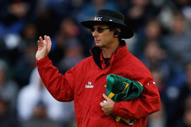 Umpire deutsch