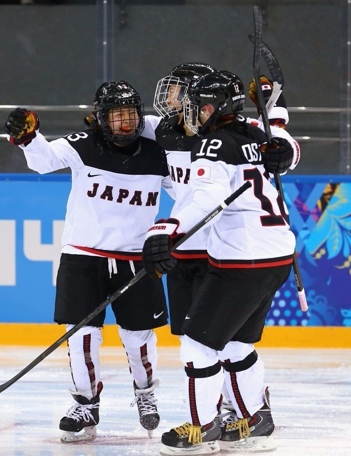Sapporo 2017 confirm entrants in men's and women's ice hockey tournaments
