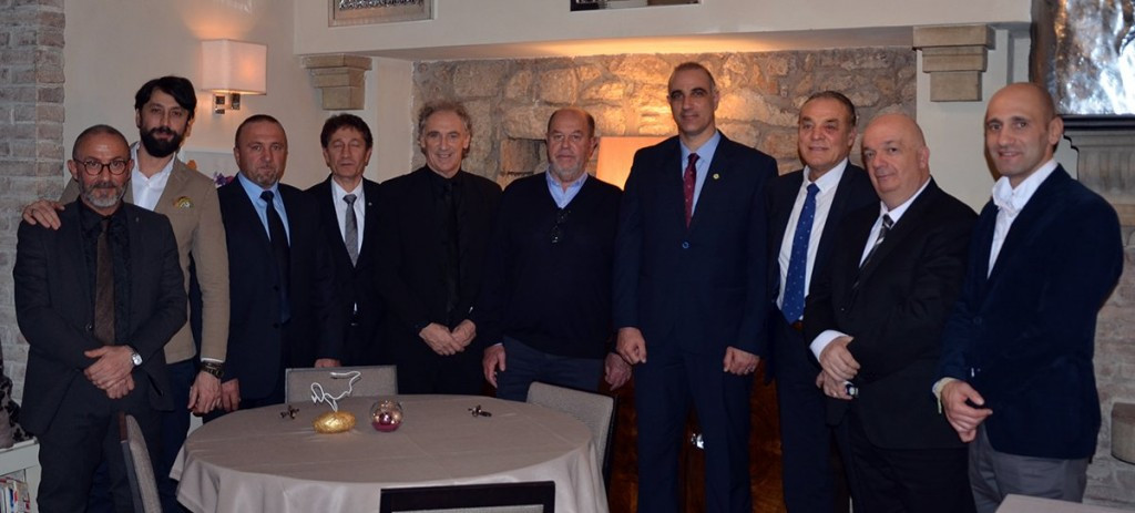 The state of karate in the region was discussed during the meetings ©WKF