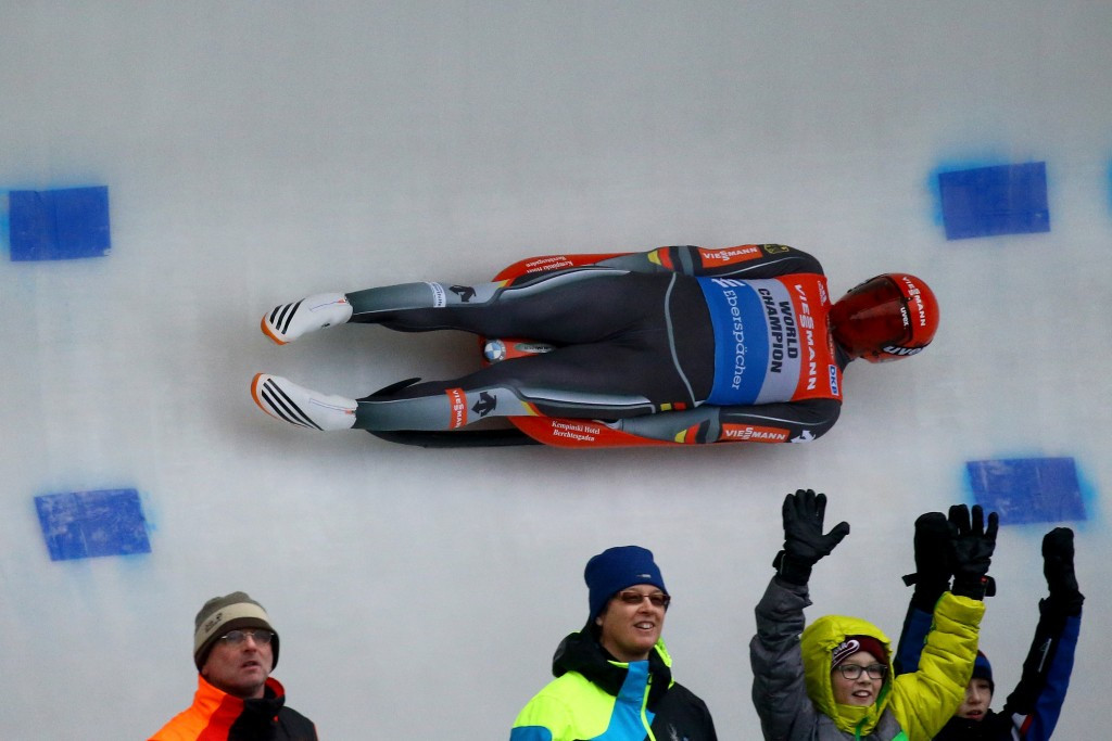 Loch aims to cut Repilov's lead at summit of FIL World Cup at home leg in Königssee