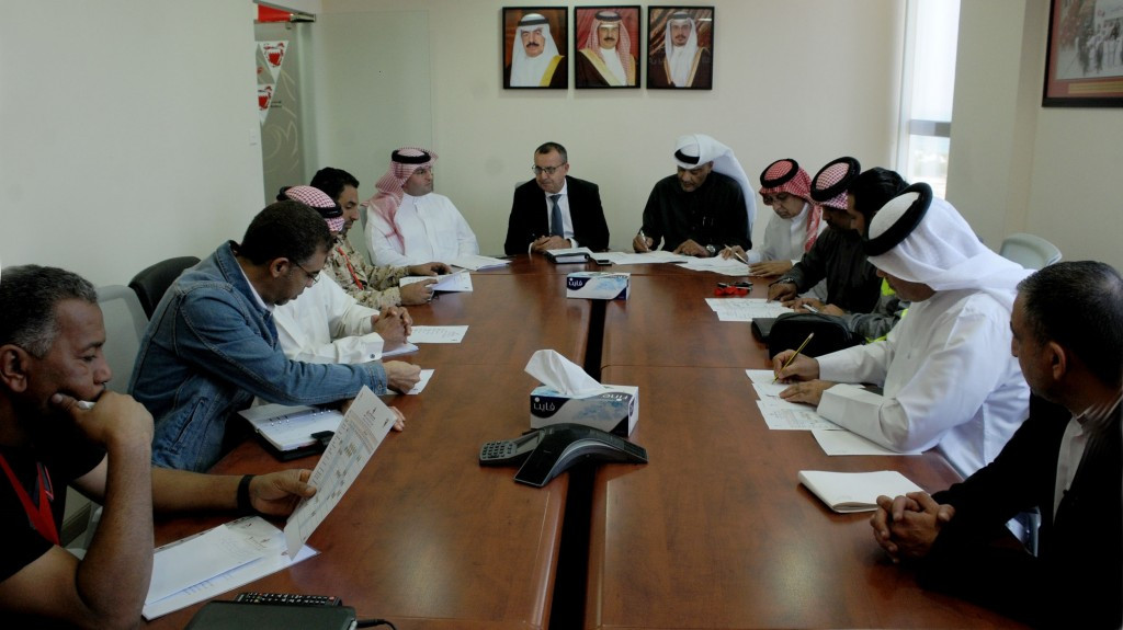 The sports on the programme were decided at the first coordination meeting of the Organising Committee ©BOC