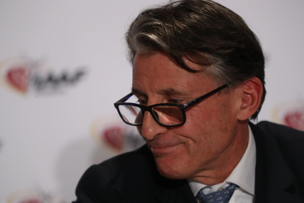Sebastian Coe described the UK media as the most forensic in the world ©Getty Images