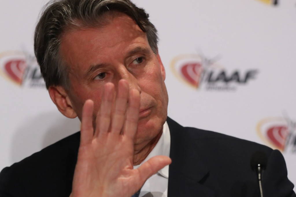 The Select Committee are set to quiz David Bedford on emails he sent to future IAAF President Sebastian Coe ©Getty Images
