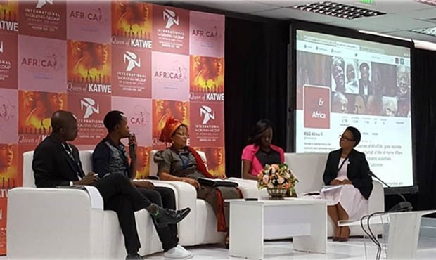 In 2016, FIAS' Women's Commission chairwoman Monique Athanase of Seychelles took part in a conference promoted by the International Working Group on Women and Sport in Botswana's capital Gaborone ©FIAS