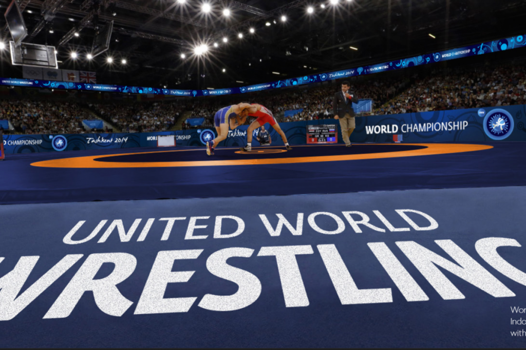 "United World Wrestling encourage fans to ""Stay Strong, Stay at Home"""