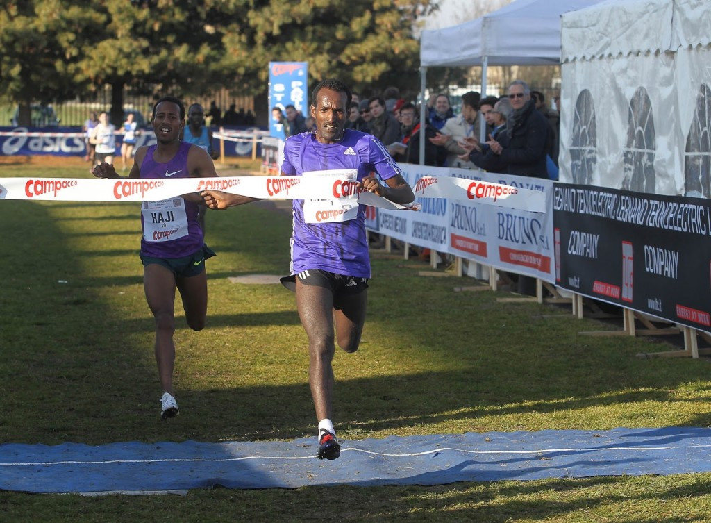 Olympic champions Kipruto and Kipyegon to compete at third leg of IAAF Cross Country Permit series