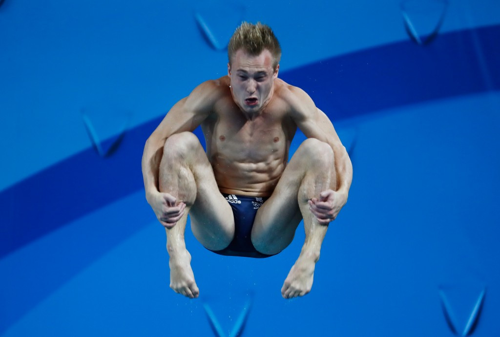 Jack Laugher has criticised British Diving for not permanently employing his coach Adrian Hinchcliffe ©Getty Images