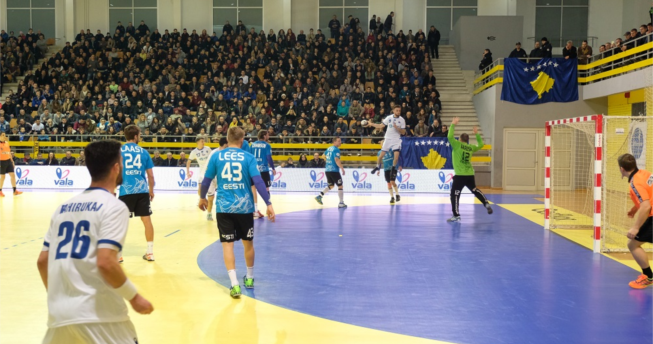 Estonia and Luxembourg claim vital EHF 2020 European Championships qualification wins