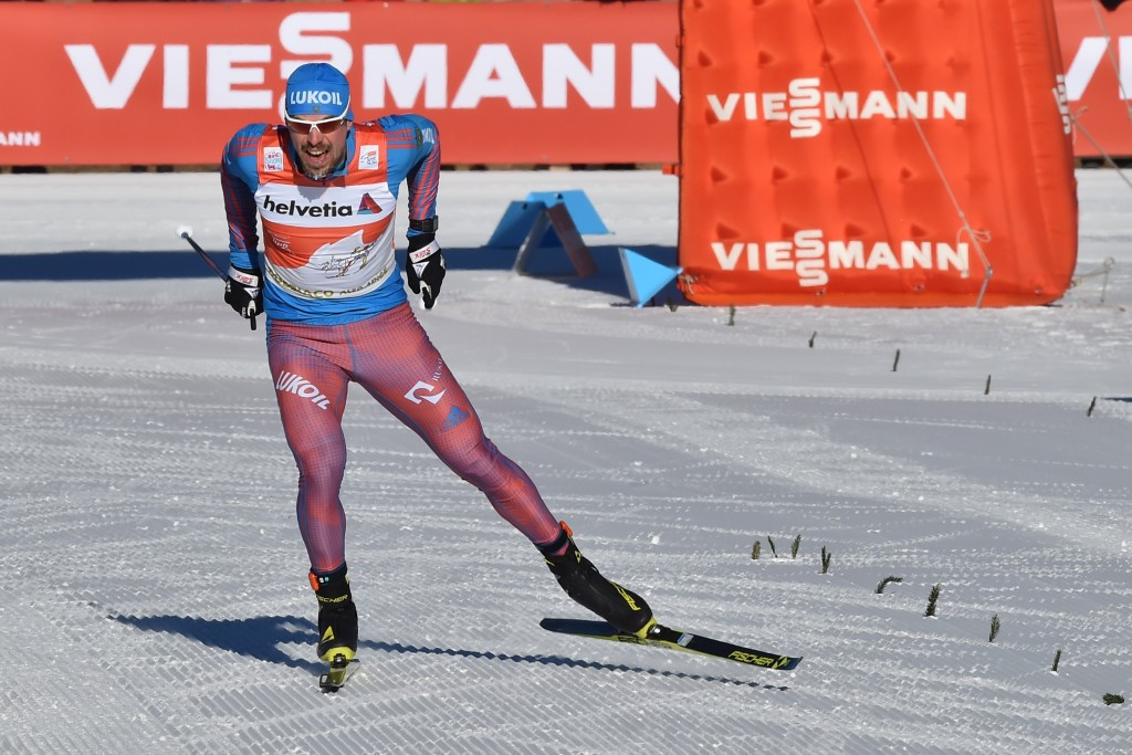Ustiugov clinches fifth straight Tour de Ski stage to extend overall lead