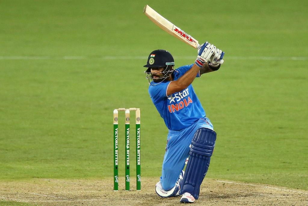 Kohli named new ODI and T20 captain for India
