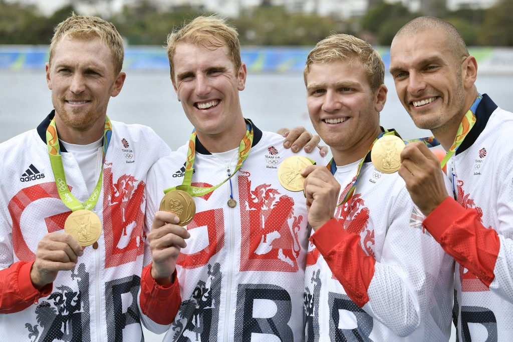 Double Olympic champion Gregory announces retirement from rowing