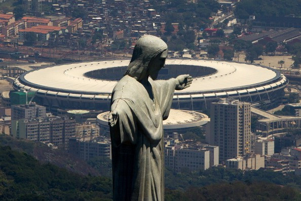 Rio 2016 claim Maracanã legacy problems not their fault as stadium reportedly falls into disrepair