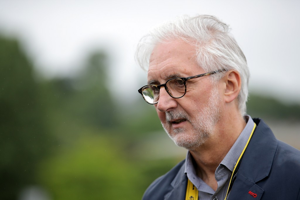 Britain's Brian Cookson is set to face a challenge when he stands for a second-term as President of the UCI©Getty Images