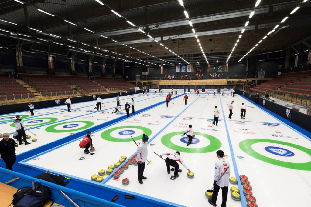 Italy end Latvian unbeaten streak at World Junior-B Curling Championships