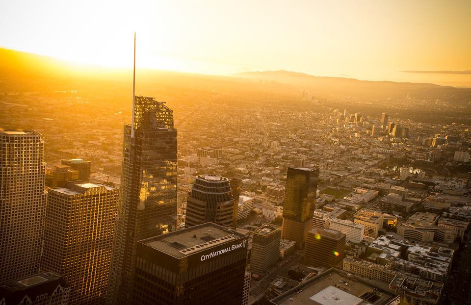 Sustainability has been cited as a key priority for Los Angeles 2024 ©Twitter