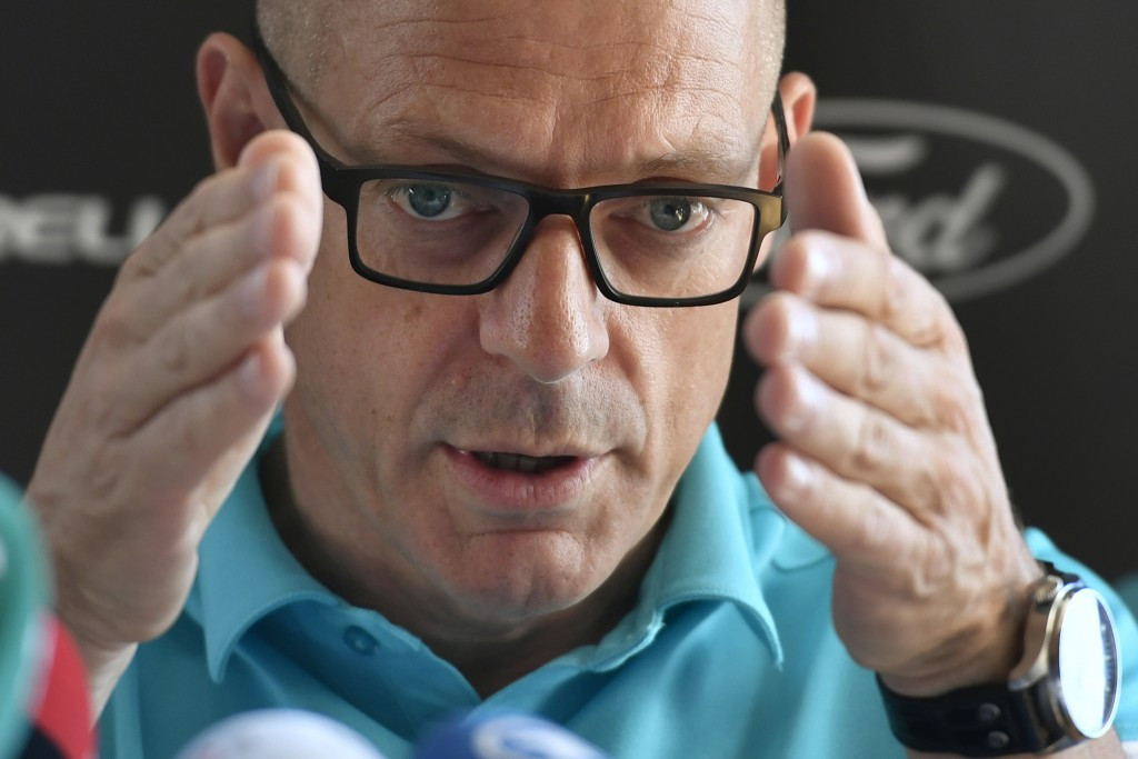 Sir Dave Brailsford spoke in front of a committee of Members of Parliament last month ©Getty Images