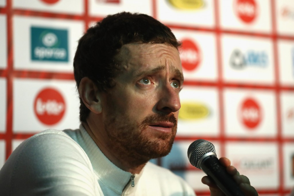 Bradley Wiggins received a mysterious medical package during the 2011 Criterium du Dauphine ©Getty Images