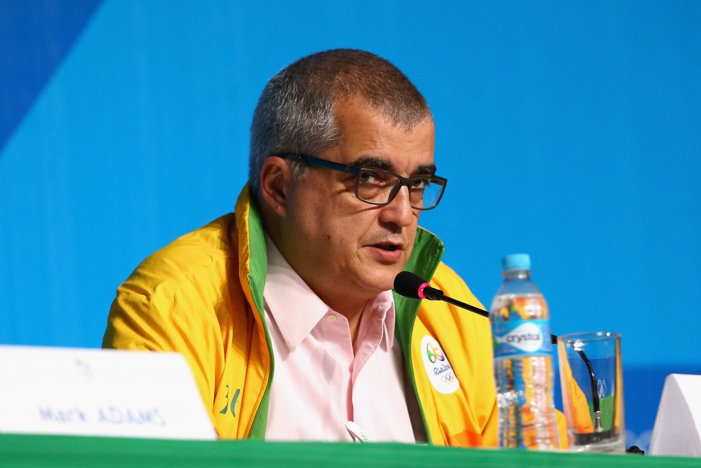 Rio 2016 communications director Mario Andrada has insisted that payments will be made by December 10 ©Getty Images
