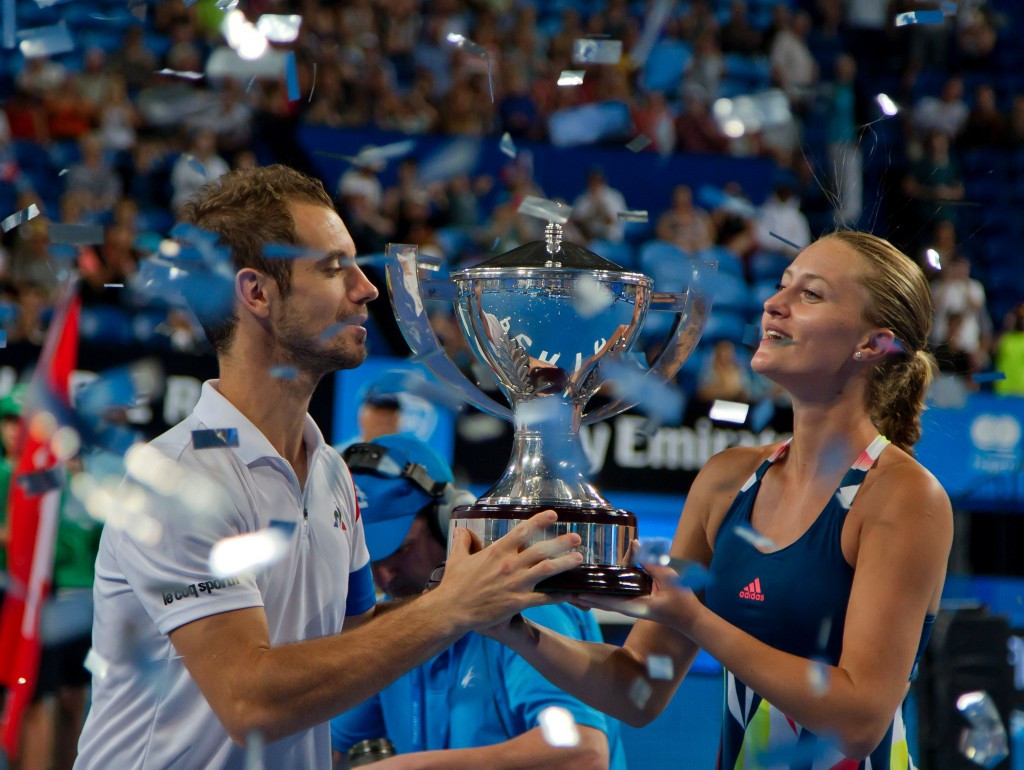 France see off United States to claim 2017 Hopman Cup title