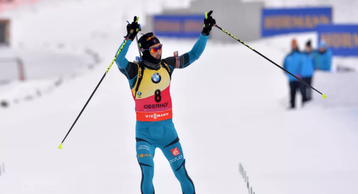 Fourcade and Dorin-Habert claim French double at IBU World Cup