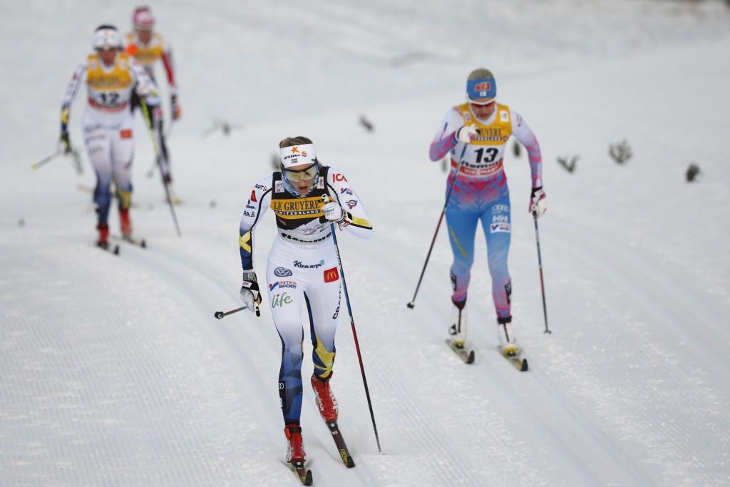 Nilsson regains Tour de Ski lead after winning penultimate stage in Val di Fiemme