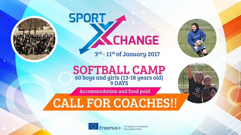 """An EU funded youth """"Sports Xchange"""" softball programme between the Czech Republic and Croatia is taking place in Zagreb ©WBSC"""