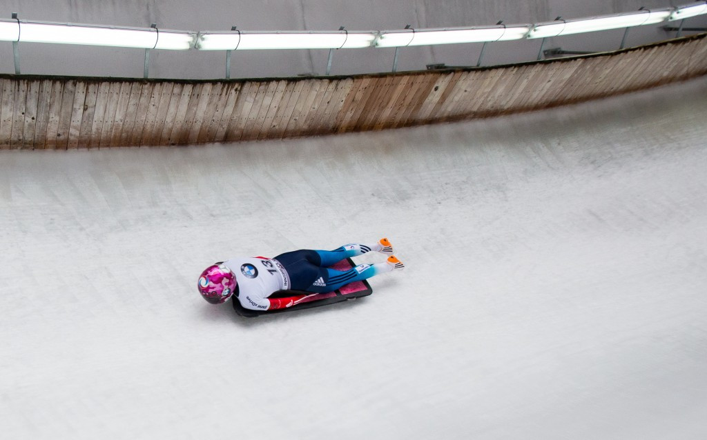 Elena Nikitina is one of the four skeleton athletes who are the subject of an IOC investigation ©Getty Images