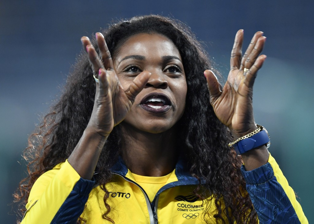 Ibargüen wins top prize at Colombian Olympic Committee Gala